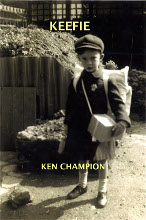 Cover image of Keefie by Ken Champion