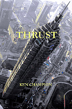 Cover image of Thrust by Ken Champion